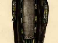 Старинный выходной костюм таджички горожанки