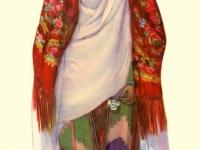 Старинный костюм невесты из Шугнана (Западный Памир)