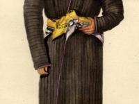Современный костюм молодого мужчины из Ленинабада