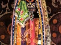 Старинный костюм невесты из Самарканда