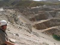 СП Зарафшон - Карьер золотосодержащих руд Джилау