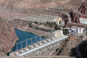 Энергетика Таджикистана. Нурекская ГЭС