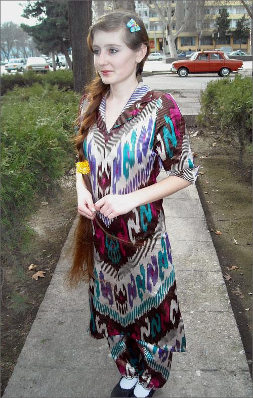 Таджикские девушки сексе 1 фотография