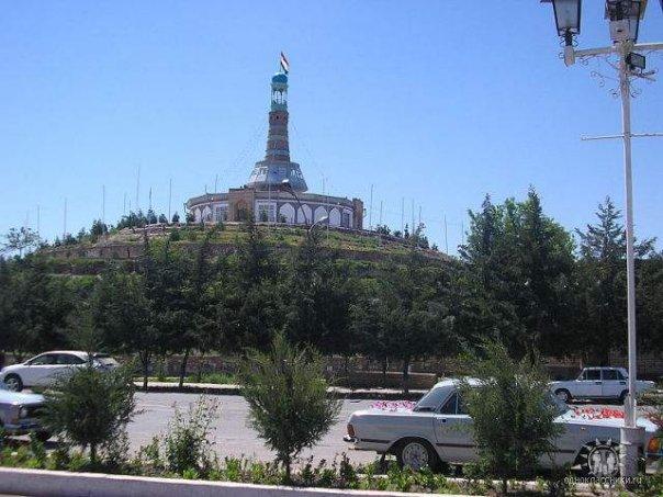 город Курган-Тюбе
