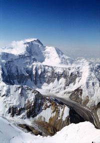 Альпинистский лагерь Альп-Навруз