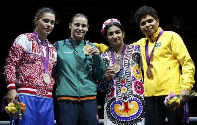 Спортсмены Таджикистана - Мавзуна Чориева, бронзовый призёр Олимпийских игр в Лондоне