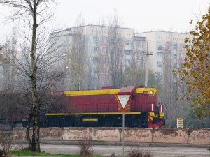 Железные дороги Таджикистана