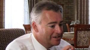 Посол Великобритании в Таджикистане