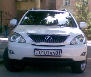 ГАИ Таджикистана