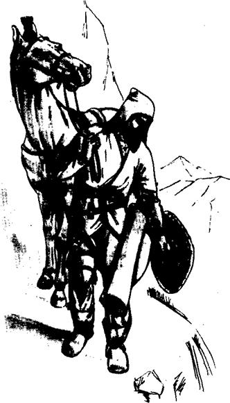 Восточнопамирский воин — сак (VII—VI в. до н.э.) (по материалам могильников)