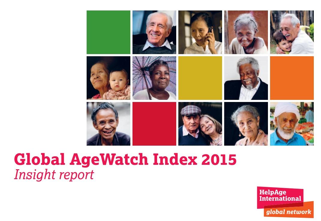 Таджикистан в рейтинге уровня жизни пожилых людей Global AgeWatch Index 2015
