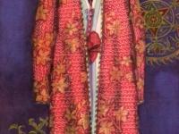 Старинный костюм богатого молодого человека из Бухары