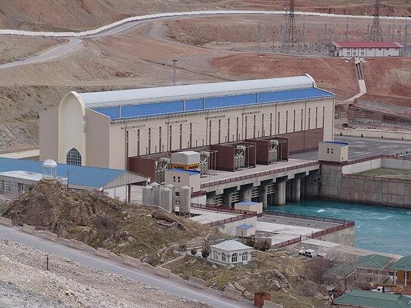 Сангтудинская ГЭС-1