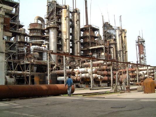 Химическая промышленность Таджикистана - СП Таджик Азот