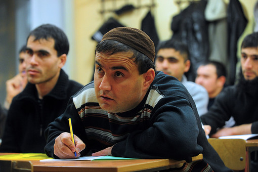 Адаптированных мигрантов хотела бы иметь любая страна Фотография:Владимир Смирнов/ИТАР-ТАСС