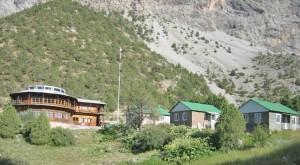 Альпинистский лагерь Артуч