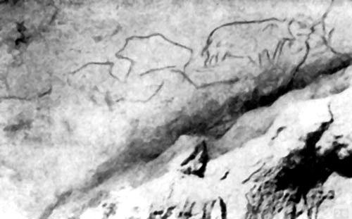 Каменный век Таджикистана. Живопись грота Шахты