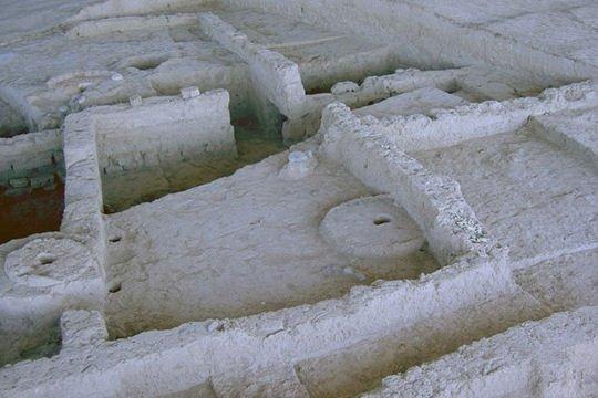 Бронзовый век Таджикистана. Поселение Саразм