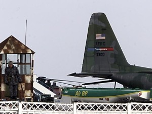Поддержка операции в Афганистане теперь будет осуществляться с аэропорта имени Михаила Когэлничану близ румынского города Констанца в связи с уходом США с базы Манас в Киргизии
