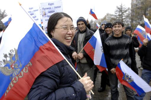 Власти обеспокоились вопросами межнационального мира в России. Фотография:Антон Тушин/ИТАР-ТАСС