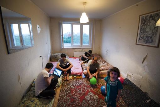 Более 30% москвичей сдают свои квартиры приезжим. Фотография: Илья Питалев/РИА «Новости»