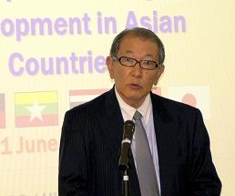 Таджикистан и JICA. Вице-президент Японского Агентства по Международному Сотрудничеству JICA Хидеаки Домичи
