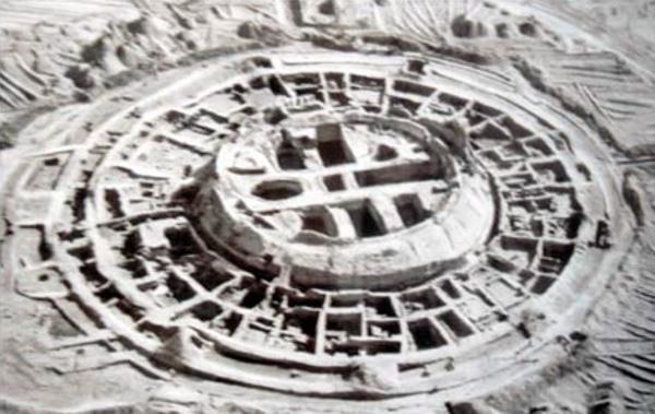 Внутренний строй, экономика и культура Ферганы и Хорезма в III—II вв. до н.э. Городище Кой-Крылган-кала, IV в. до н. э. — IV в. н. э.