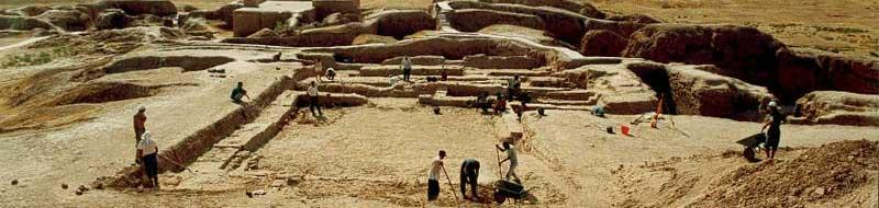 Внутренний строй, экономика и культура Парфянского царства в III—II вв. до н. э. На раскопках Нисы