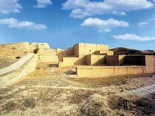 Внутренний строй, экономика и культура Парфянского царства в III—II вв. до н. э. Ниса