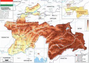 Рефераты по экономике Таджикистана