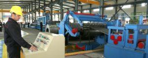 Производство металлопроката в Таджикистане