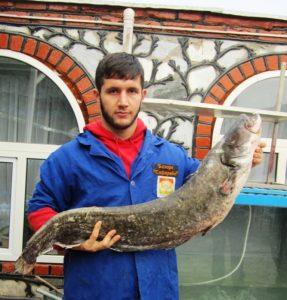 Рыболовство в Таджикистане